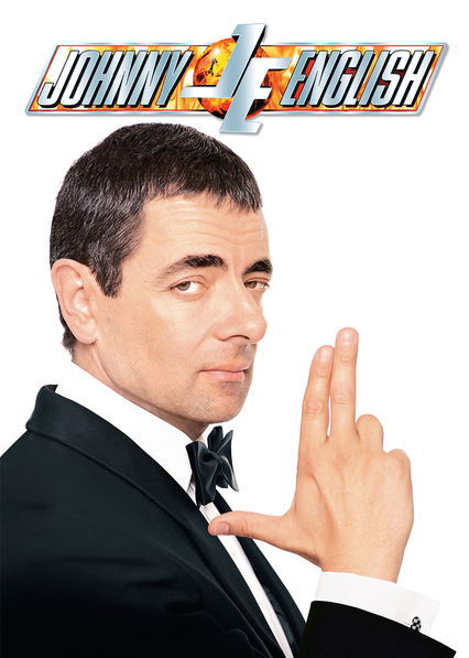 Johnny English on Netflix USA