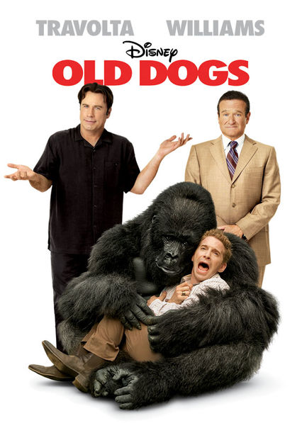Old Dogs on Netflix AUS/NZ