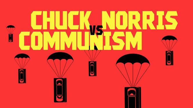 Locandina di Chuck Norris vs. Communism