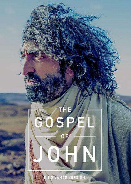 The Gospel of John: King James Version on Netflix UK