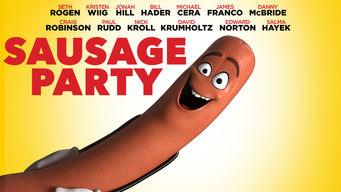 Sausage Party on Netflix USA