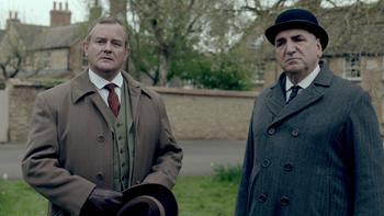 Episodio 2 (TTemporada 5) de Downton Abbey