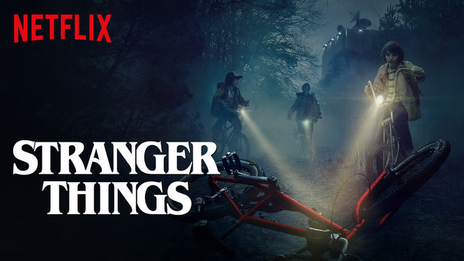 Locandina di Stranger Things