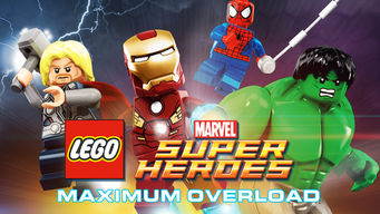 LEGO: Marvel Super Heroes: Maximum Overload