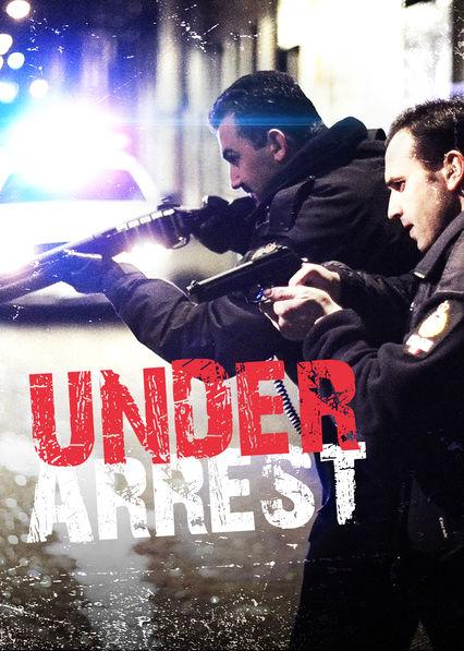 Carátula de Under Arrest
