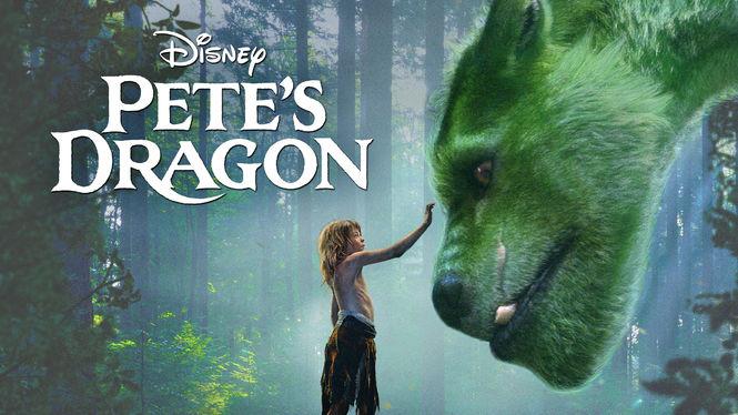 Pete's Dragon on Netflix AUS/NZ