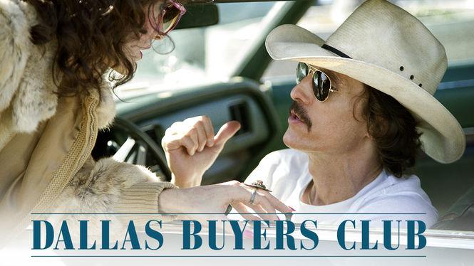 Dallas Buyers Club on Netflix USA