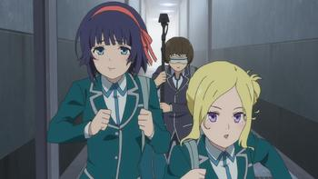 Episodio 13 (TTemporada 2) de Kuromukuro