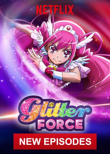 Glitter Force on Netflix UK