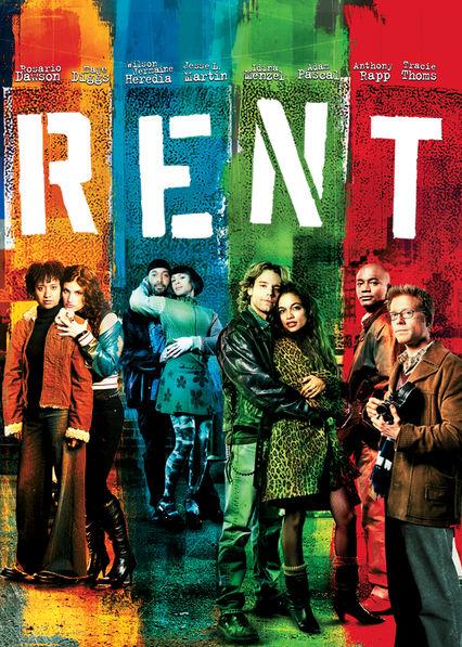 Rent on Netflix UK