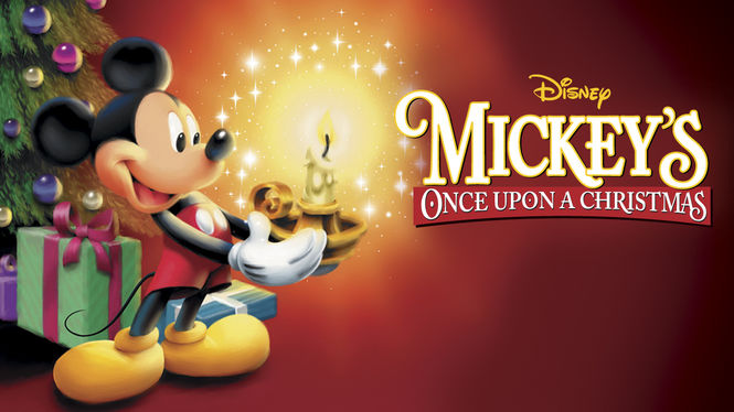Mickey's Once Upon a Christmas on Netflix AUS/NZ