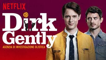Dirk Gently, agenzia di investigazione olistica