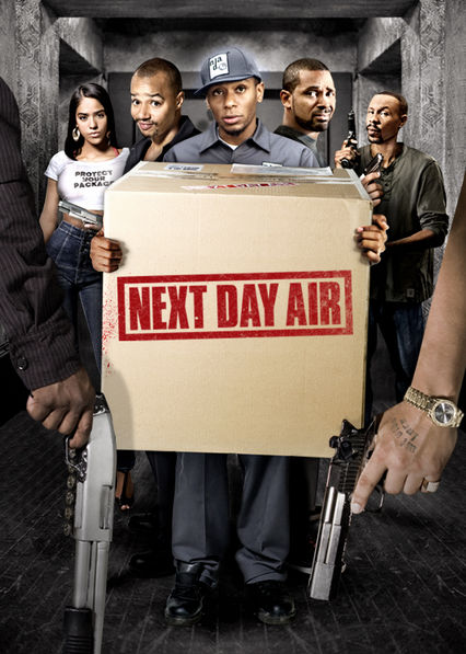 Next Day Air on Netflix UK