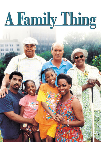 A Family Thing on Netflix UK