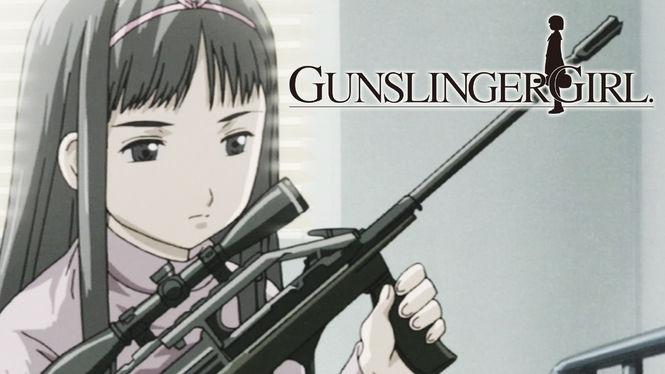 Gunslinger Girl on Netflix AUS/NZ