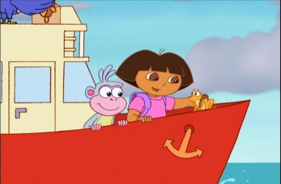 Dora the Explorer season 02