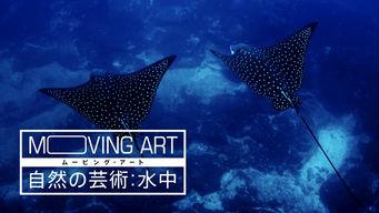 ムービング・アート - 自然の芸術: 水中