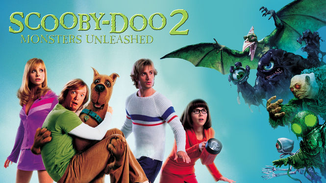 Scooby-Doo 2: Monsters Unleashed on Netflix USA