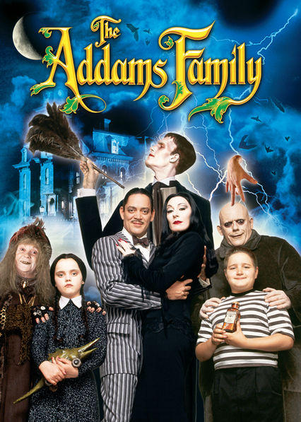 The Addams Family on Netflix UK