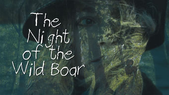 The Night of the Wild Boar