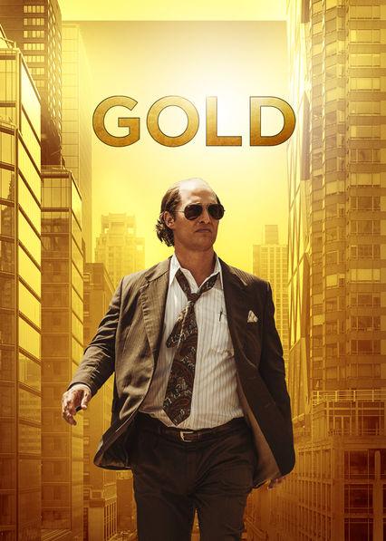 Gold on Netflix USA