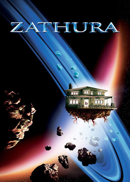Zathura on Netflix UK