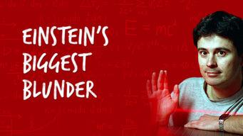 Einstein's Biggest Blunder