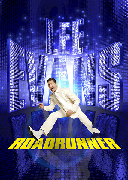Lee Evans: Roadrunner: Live At The O2 on Netflix UK