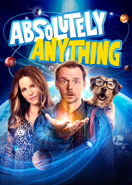 Absolutely Anything on Netflix UK