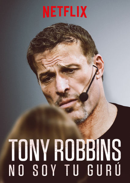 Carátula de Tony Robbins: No soy tu gurú