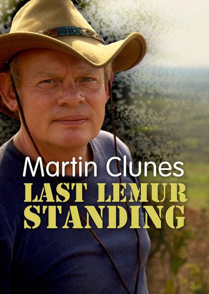 Martin Clunes: Last Lemur Standing