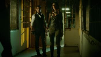 Episodio 8 (TTemporada 3) de From Dusk Till Dawn
