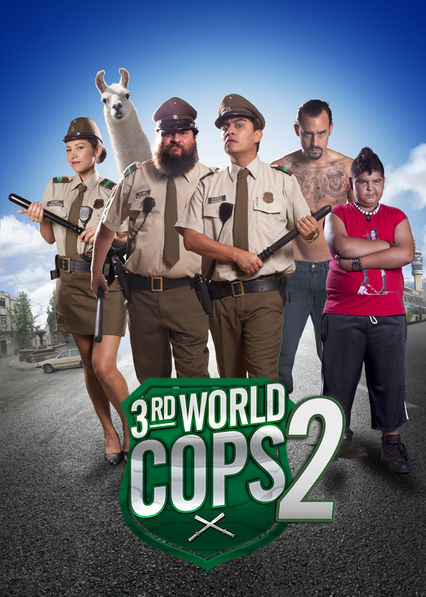 3rd World Cops 2 on Netflix USA