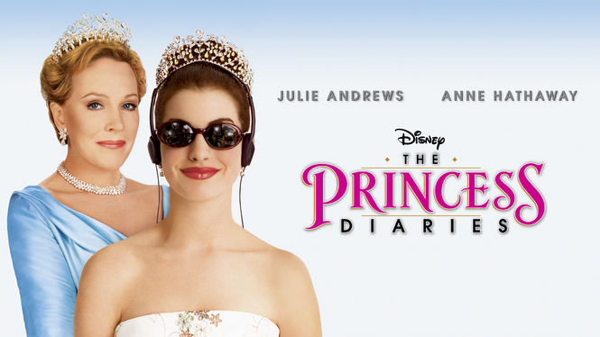 The Princess Diaries on Netflix AUS/NZ