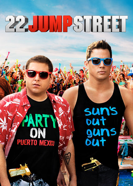 Is 22 Jump Street 2014 Available To Watch On Uk Netflix