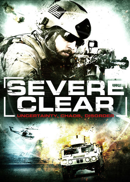 Severe Clear on Netflix UK