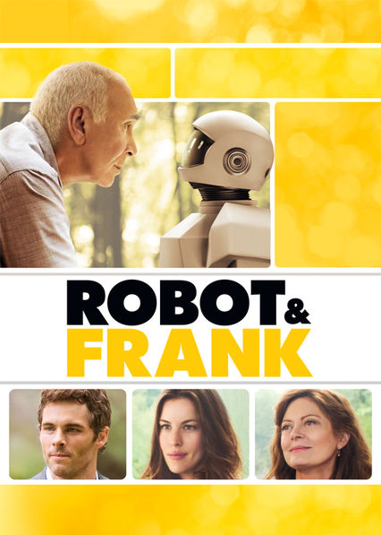 Robot & Frank on Netflix UK