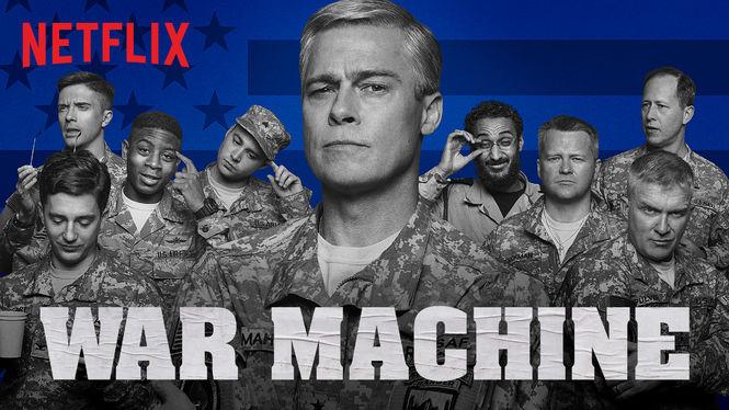 Locandina di War Machine
