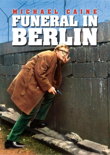 Funeral in Berlin on Netflix UK