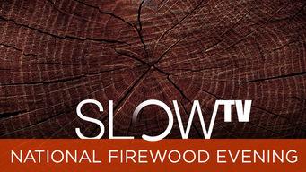 Slow TV: National Firewood Evening