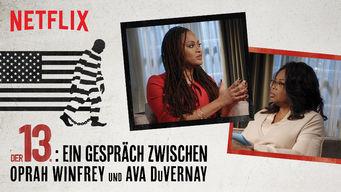 Der 13.: Ein Gespräch zwischen Oprah Winfrey und Ava DuVernay