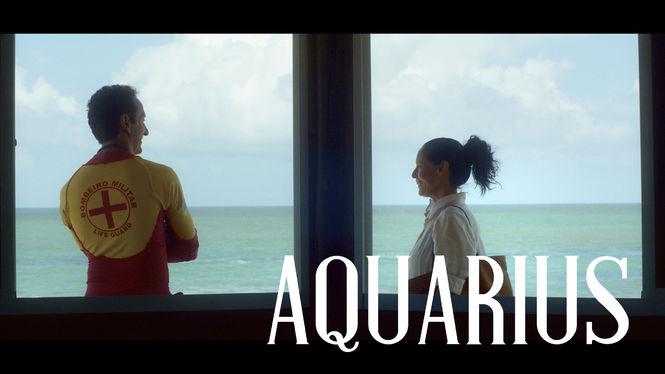 Aquarius on Netflix UK