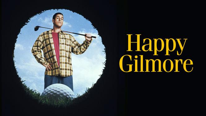 Happy Gilmore on Netflix AUS/NZ