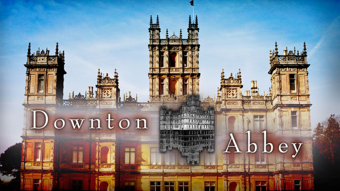 Downton Abbey on Netflix AUS/NZ