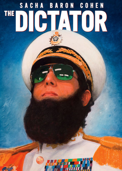 The Dictator on Netflix UK