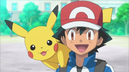 Pokemon: XY Netflix