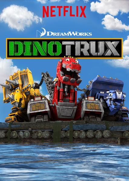 Dinotrux on Netflix UK