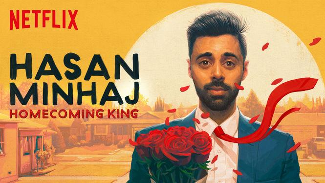 Hasan Minhaj: Homecoming King on Netflix UK
