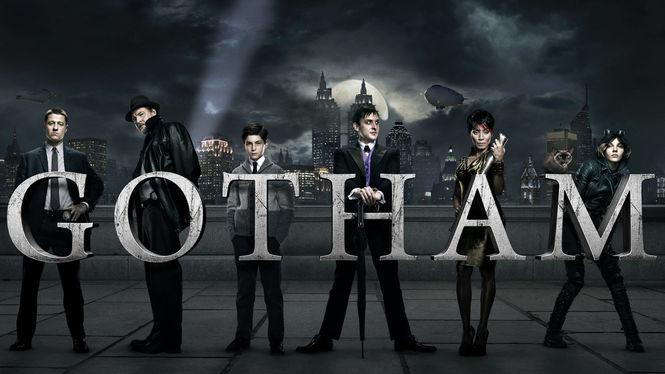 Locandina di Gotham