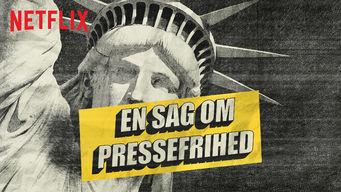 En sag om pressefrihed
